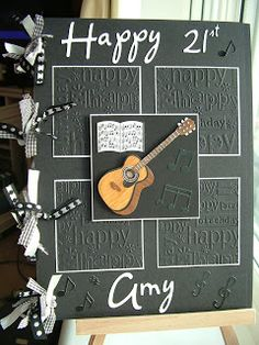 Adventures Of Papercrafting 21st Birthday Card Grandson Cards Male