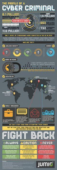 Le profil du cyber criminel
