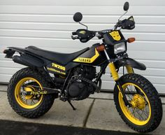 Sold - For Sale: 2007 Yamaha TW200 - TWT Forums