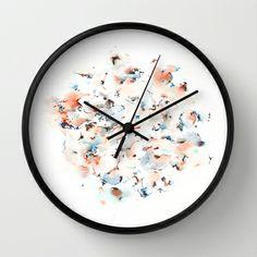 Signals Wall Clock by Okti - $30.00