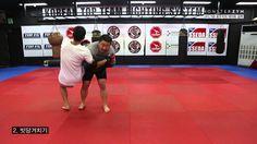 [몬스터짐 MMA 강좌] UFC168 로우지의 테이트 공략(3)-클린치 넘기기
