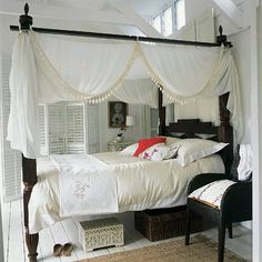 PERFECT for our new bed!!!