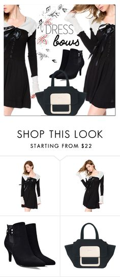 """Bow on It!"" by jecakns ❤ liked on Polyvore"