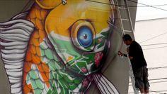 Museu de Arte Urbana - Binho Ribeiro