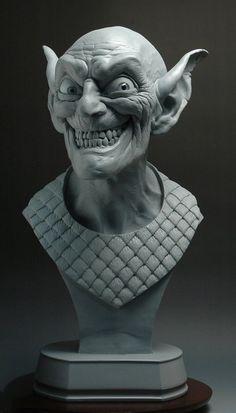 Las creaciones de Andy Bergholtz escultor - Taringa!