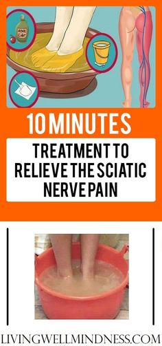 If the sciatica nerve gets inflammation, it causes unbearable pain. The pain spreads down the knee, over the ribs, even the back.