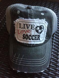 fc7733026c0 Live Love Soccer Monogram Design