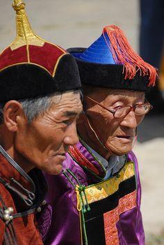 Mongolian elders