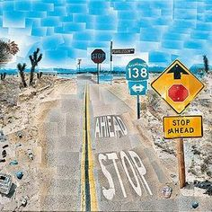 60 Ideas For Fine Art Painting Museums David Hockney David Hockney Joiners, David Hockney Photography, Big Wall Art, Pop Art Movement, Creative Landscape, Photocollage, Cool Art Projects, Surf, Encaustic Painting