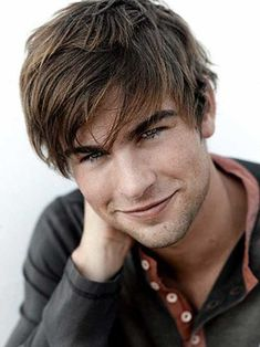 15 Guys with Straight Hair | Mens Hairstyles 2014