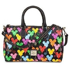 Mickey Mouse - Dooney & Bourke Bag  i have this bag and love it.  Gift from my husband and kids