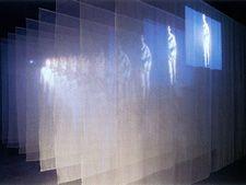 Video instalación. Bill Viola