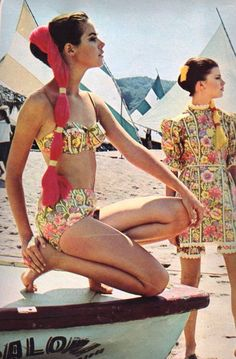 Colleen Corby 1960s summer style