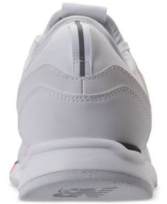 New Balance Men's 247 Casual Sneakers from Finish Line - WHITE/BLACK 9