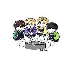 T Art, Snoopy, Cartoon, Comics, Wallpaper, Cute, Boyfriend, Kpop, Fan