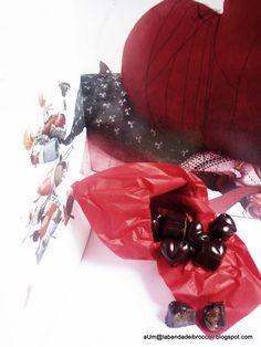 #Natale #handmade #christmas cioccolatini mela e cannella
