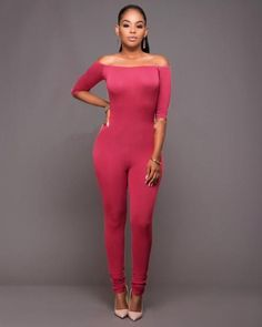 2f8c82211997 2017 women s sexy new autumn jumpsuit shoulder backless high waist tight  jumpsuits nightclub