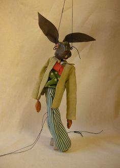 Puppet  Pelham Puppets Ltd   1950-1955 (made)