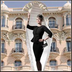 Photoshoot 'Grace of Monaco' in Chanel-Style vintage Chanel Fashion, Chanel Style, Chanel Couture, Vintage Chanel, Monaco, Van, Photoshoot, Inspiration, Beautiful