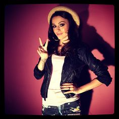 Cher Lloyd at MTV