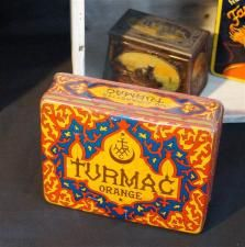 TURMAC ORANGE CIGARETTES / D1