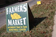 Local Farmers Market's of Indiana. A list of towns, location, and times.