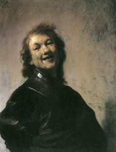 The Young Rembrandt as Democritus the Laughing Philosopher - Rembrandt
