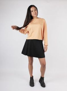 Pullover Claire Apricot