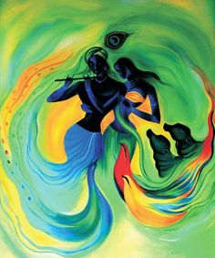 HappyShappy - India's Own Social Commerce Platform Indian Paintings On Canvas, Cool Paintings, Canvas Art, Krishna Drawing, Krishna Art, Radhe Krishna, Shree Krishna, Lord Shiva Painting, Krishna Painting