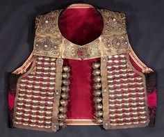 Serbian/ Yugoslavian Toke waist coat