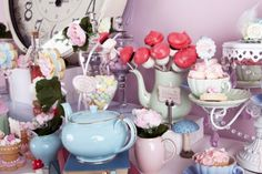 Festa Infantil – Tema Alice no País das Maravilhas