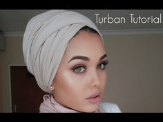 Three Ways to Tie Your Turban/Headscarf Tutorial | My Three Favourite Scarf/Turban Styles! - YouTube