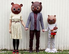Goldilocks And The Three Bears Halloween Costume. This will be my family.