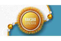 Raksha Bandhan emblems   Pre-Designed Illustrator Graphics ~ Creative Market Raksha Bandhan Greetings, Rakhi Festival, Happy Rakhi, Happy Rakshabandhan, Greeting Cards, Banners, Illustration, Holiday, Brother