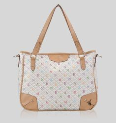 Casual women's handbag printable tote bags fashion vintage letter fashion messenger bag $42.70