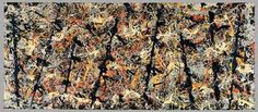 Jackson Pollock. Jack the Dripper. Again some may not get him, but they should.