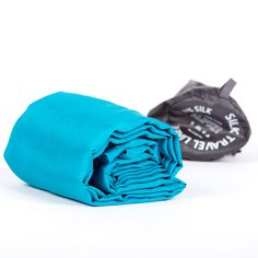 Mantua silk sleeping bag liner