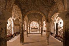 Roda de Isábena, catedral románica