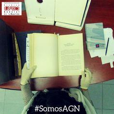 Nunca escribir encima de los documentos, mucho menos escribir en el propio documento.  #SomosAGN