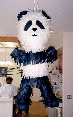 Panda Pinata!Cool!