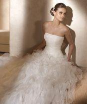 Pronovias Wedding Dresses - Style Minerva