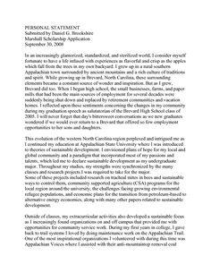 write college admission essay