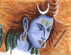 🔱🌿🌙 In Hinduism, Lord Shiva is observed as the representation of the Supreme existence. He is known as the 3rd element in the Hindu Trinity (Trimurti), the other two members being Lord Brahma – the creator and Lord Vishnu – the protector. Shiva is the destructive form of the Almighty. 🌙🌿🔱