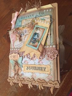 A personal favourite from my Etsy shop https://www.etsy.com/uk/listing/487556373/handmade-vintage-journal-video-in