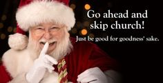 Atheist group encourages Americans to skip church this Christmas | Christian News on Christian Today