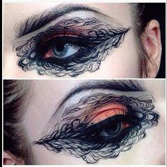 makeup cosmetics - makeup cosmetics - Make-Up Vintage Makeup, Eye Makeup Tips, Beauty Makeup, Makeup Goals, Makeup Ideas, Eyeliner Ideas, Top Beauty, Beauty Nails, Gothic Mode