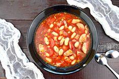 dietetyczne zupy | – Dietetyczne przepisy – Chana Masala, Chili, Food And Drink, Ethnic Recipes, Chile, Chilis