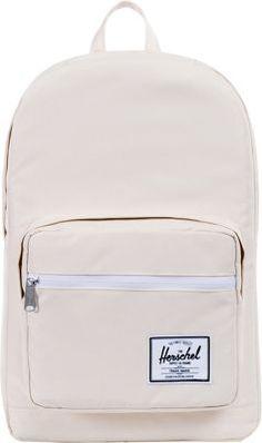 Herschel Supply Co. Pop Quiz Laptop Backpack Natural - all white Hobo  Handbags 8bdfbc9e63e29