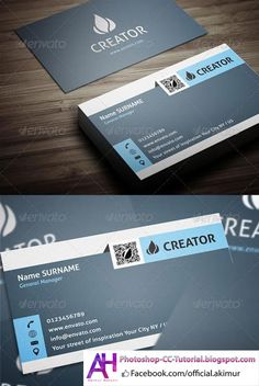 Business Card 10 Photoshop PSD