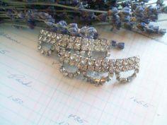 Bride Shoe Clips Rhinestone Jewelry by SeasideRoseCreations